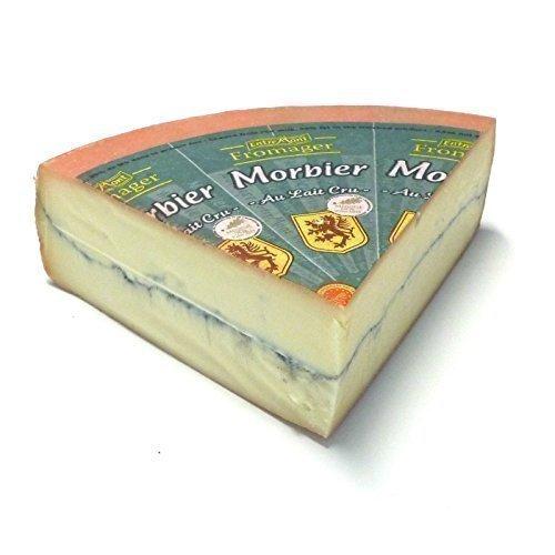 Morbier Royal au lait cru Queso de leche cruda de Francia 300g