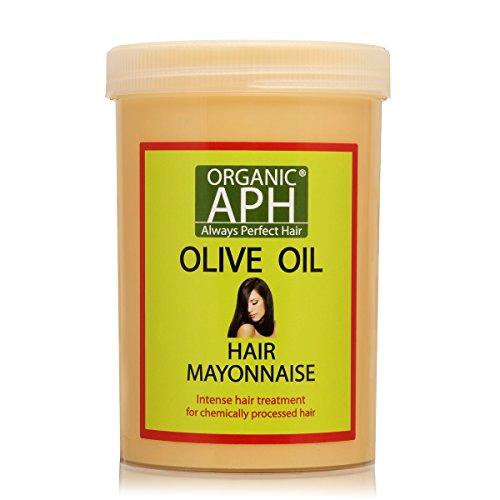 Biologique APH Traitement De Cheveux Mayonnaise Avec L'huile D'Olive Pure