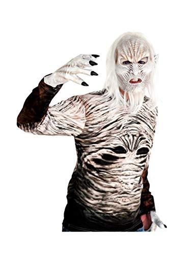 Desconocido My Other Me-202796 Manos caminante, color blanco, Talla única (Viving Costumes 202796)