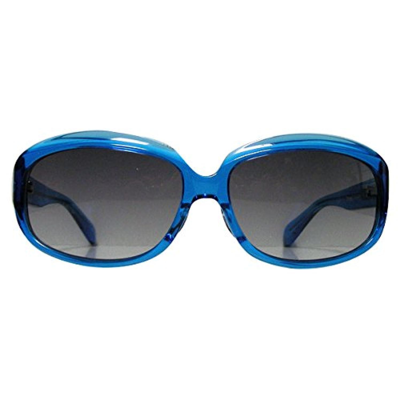 (ステューシー) STUSSY GLASSES HIT (SUNGLASS)(BLUE PEARL×GREY HALF) サングラス 眼鏡