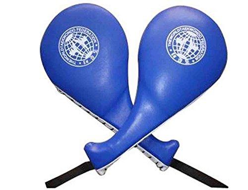 Yosoo 2unidades), diseño de taekwondo Durable Kick Pad Target TAE Kwon Do Karate Kickboxing