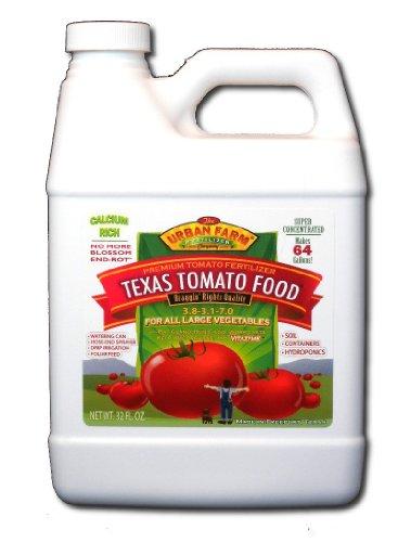Texas Tomato Food by Urban Farm Fertilizers