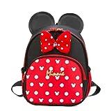 Enfants Sac Mignon Dessin animé Mickey Minnie Enfants Sacs Maternelle préscolaire Sac à Dos pour garçons Filles bébé Sacs...