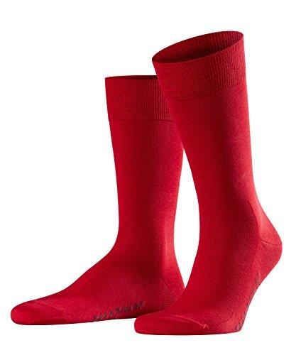 Falke Herren Socken Cool 24/7 M SO- 13230, 1er Pack, Rot (Scarlet 8280), 45-46