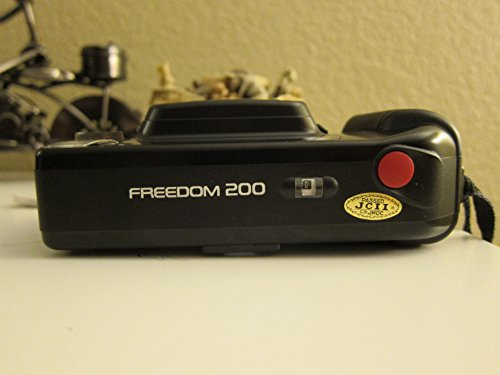 Minolta Freedom 200 AF Auto Focus 35mm Filmed Camera