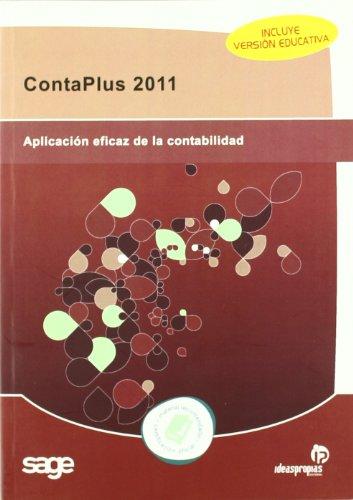 ContaPlus 2011: Aplicación eficaz de la contabilidad (Infor