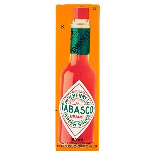 Tabasco Pepper Sauce, 60ml