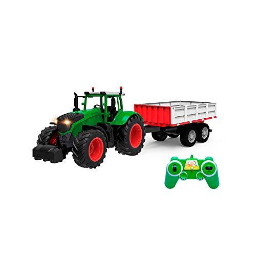 RC TECNIC Tractor Teledirigido con...