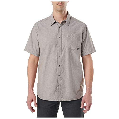 5.11 Tactical Series Chemisette Ares Chemisette décontracté Homme Stampede FR: XS (Taille Fabricant: XS)