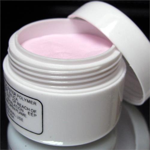 Energía® color rosa arte clavo puntas orejas cristal
