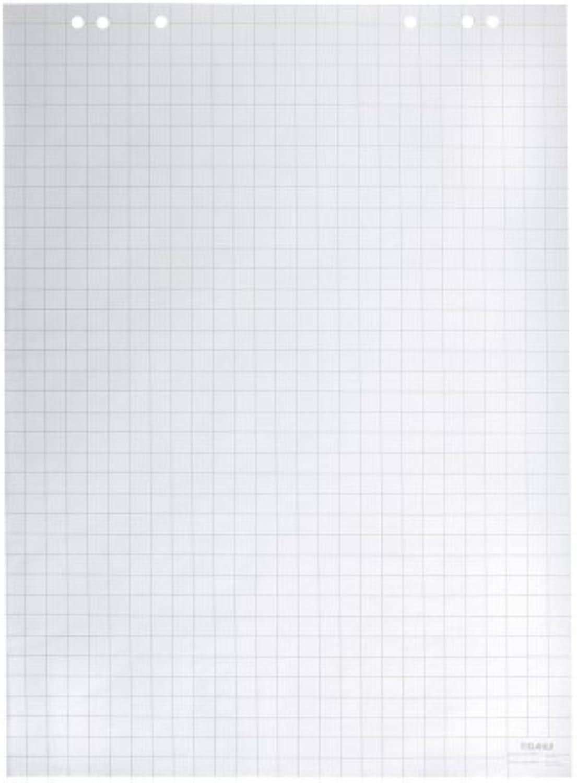 Flipchart Blöcke kariert, 68 x 95 cm, 5 Blöcke - Flipchart Papier B01GO2AII6 | Mangelware