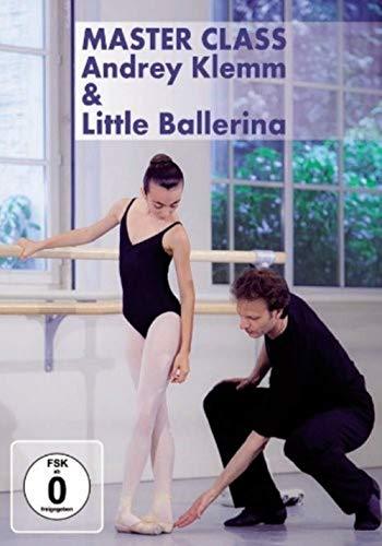 Andrey Klemm Productions Master Klemm & Little Ballerina Class Andrey - Material para Ballet