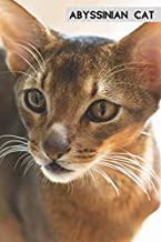 Abyssinian Cat: Perfect for Notes, Memories and Planning (Journal, Diary), 100 Blank Lined Pages (6x9) (German Edition)