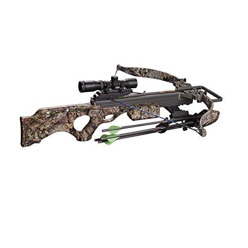 EXCALIBUR CROSSBOW Matrix Sapphire 6860 Crossbow with Dead-Zone, Medium, Mossy Oak