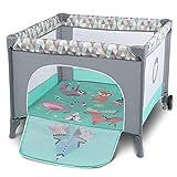 Lionelo Sofie 3 in 1 Box bambini pieghevole box neonati lettino da viaggio dalla nascita fino a 15...