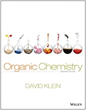 david klein organic chemistry textbook