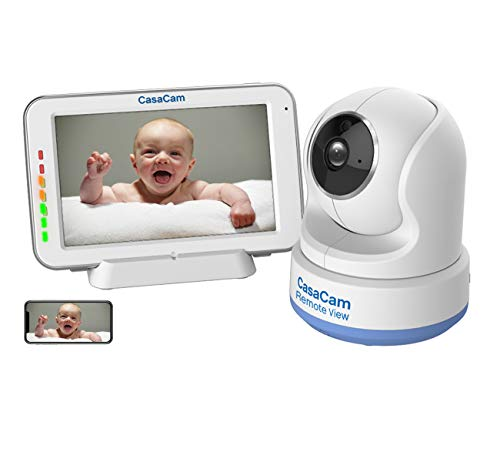 411TO+HkazL 12 Best Baby Monitors Under $150–$200 Review [Updated 2021]