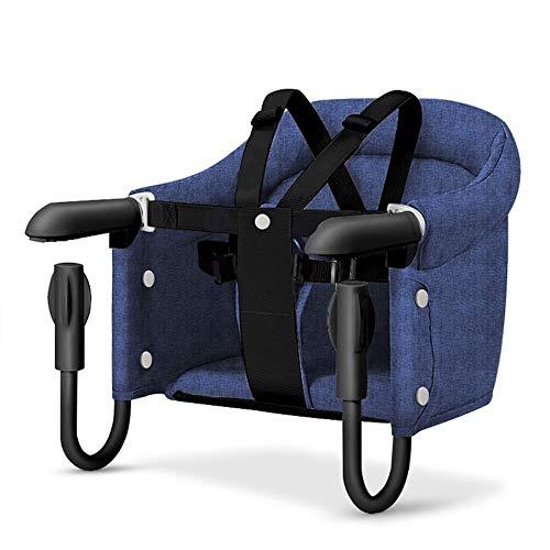 Humpy Dumpy Faltbar Babysitz | Baby Tischsitz | Baby Hochstuhl | Kinder Hochstuhl | Sitzerhöhung für zu Hause und Unterwegs mit Transporttasche | Reisestuhl für baby und Kinder