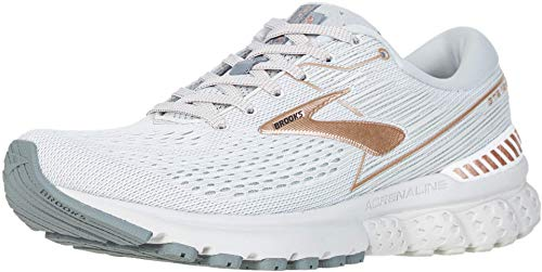 Brooks Adrenaline GTS 19 Grey/Copper/White 10 B (M)