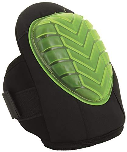 Silent SL1507 - Rodillera de Seguridad Profesional con Almohadilla de Gel de Panal de Abeja Corta para Rodillas, construcción Resistente, Cualquier Superficie mojada o Seca