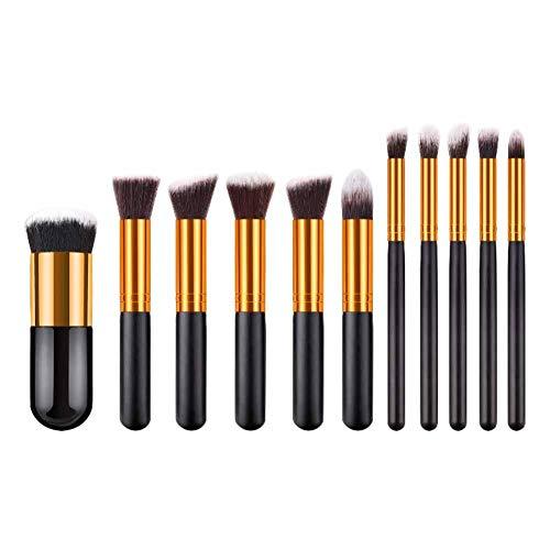 TREESTAR 1 Pièces Faciale Pinceau de beauté Costume Pinceau de maquillage Pinceau de beauté Fond de teint Profession Multifonction Outils de maquillage