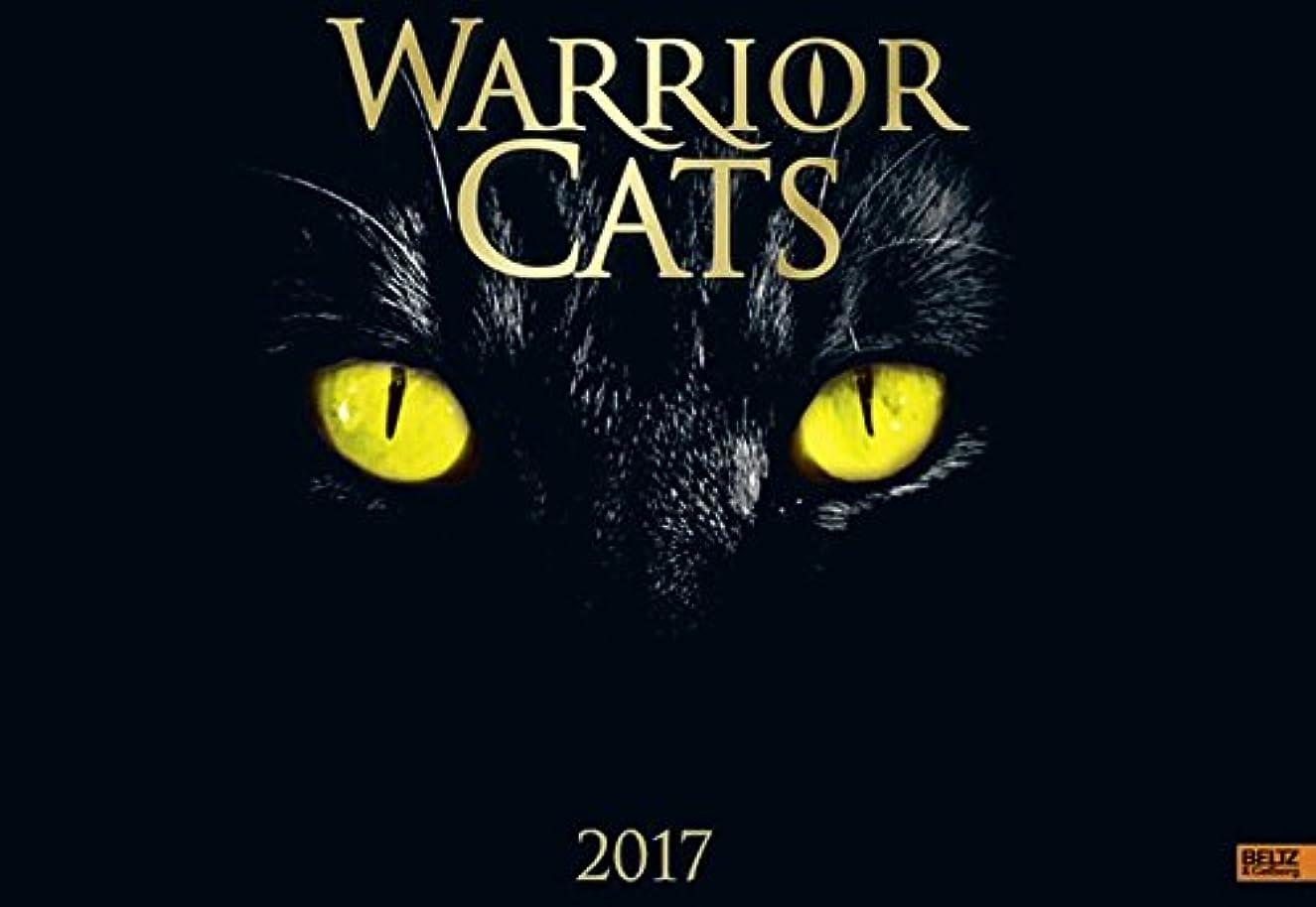 舌おなじみの名義でWarrior Cats - Kalender 2017: Monatskalender zum Aufhaengen
