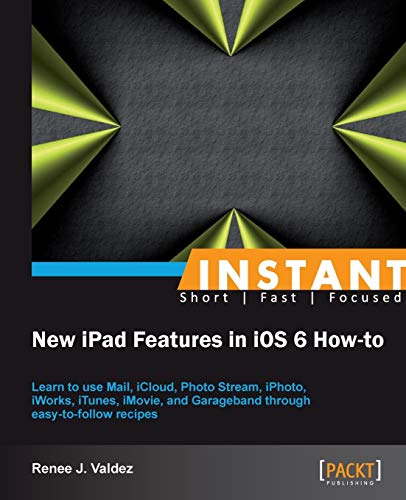 The New Ipad: Using New Features in IOS 6 How to