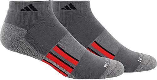 adidas Men's Climalite X II Low Cut Socks (2-Pack)