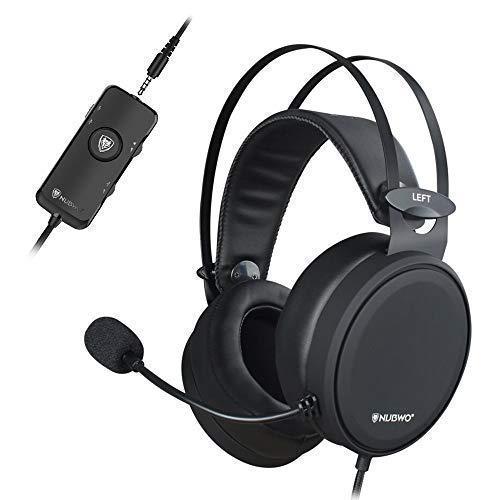 NUBWO Surround Reduction Headphones Playstation