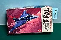 """1945 〔組始め有り〕 LS エルエス 1/144 """"ジェネラル ダイナミックス"""" F-16XL GENERAL DYNAMICS"""