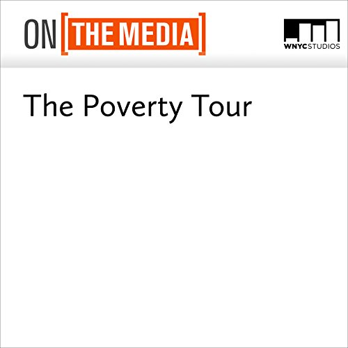 The Poverty Tour audiobook cover art