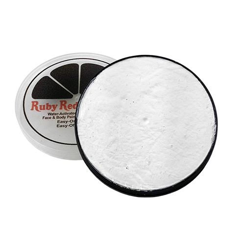 Ruby Red Face Paint .61oz-White