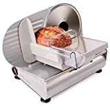 Best Meat Slicers - Andrew James Meat Slicer Electric Cutter for Bread Review