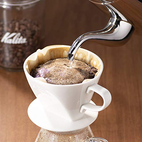 カリタ ステンレス製コーヒーポット 1.6L #52031 [1462]