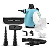 VYTRONIX VY-STG01 Portable 1000W Multi-Purpose Handheld Steamer Oven Window Tile Garment Steam Cleaner