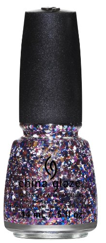 China Glaze Nail Lacquer, Your Present Required, 0.5 Ounce