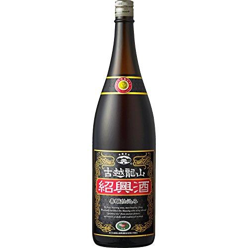永昌源 古越龍山 善醸仕込み 瓶 1800ml