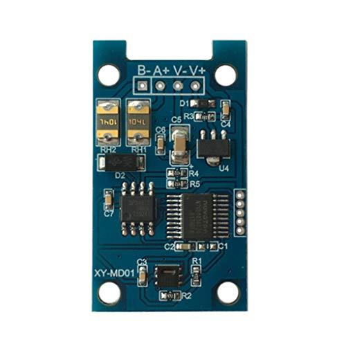 Almencla Sensormodul SHT20 Luftfeuchtigkeit Modbus RS485 Monitor