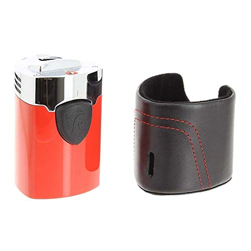 Learn More About LAMBORGHINI Luxury red Table Lighter