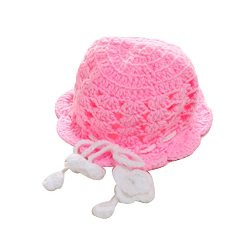 Zhhlinyuan Mode Newborn Baby Boy Girl Crochet Knit Costume Photo Photography Prop Outfit 2182