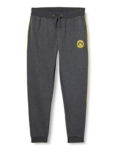 Borussia Dortmund Pantalones de Chándal Colección Exclusiva - Pantalones Unisex Adulto