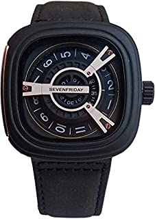 SEVEN FRIDAY CT02 M Series Smart Analog Watch