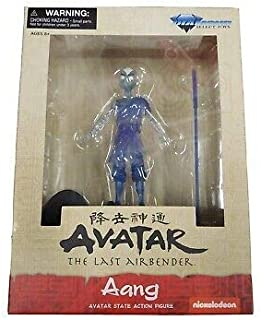 Avatar The Last Airbender Aang Avatar State Action Figure