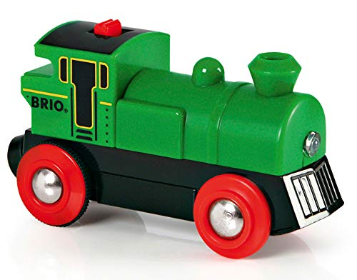 BRIO Bahn 33595 - Speedy Green Batterielok