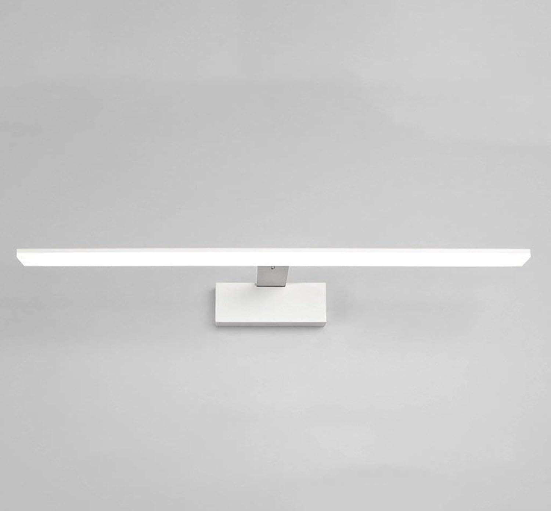 JBP Max Spiegel Licht Badezimmer Licht Persnlichkeit Spiegel Scheinwerfer Moderne LED Spiegel Scheinwerfer Wand Lampe Make-Up Spiegel Lampen,Weißlight,9W 42CM