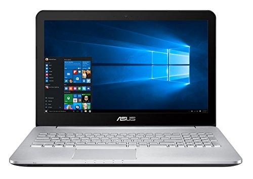 Asus N552VW-FI202T VivoBook Computer portatile  da 15.6' (UHD, Intel I7-6700HQ, RAM 16 GB, SSD 512 GB e HDD 1 TB, nVidia...