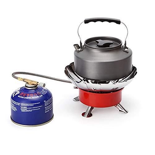 Ardorlove Winddichte Fornuis Cooker - Kookgerei Gasbranders Voor Cookout BBQ - Camping Gasfornuis oven, met Uitgebreide Buis