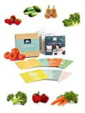 Vegetable Seed Variety Pack for Planting on Your Patio or Urban Garden...