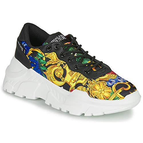 VERSACE JEANS COUTURE EOVVBSC3 Sneakers dames Multicolour Lage sneakers