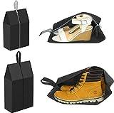 Simple Houseware 4 Pack Travel Shoe Bags